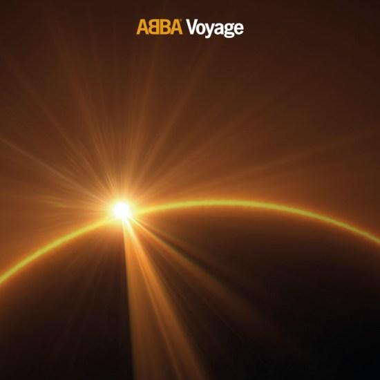 Abba Voyage cover album
