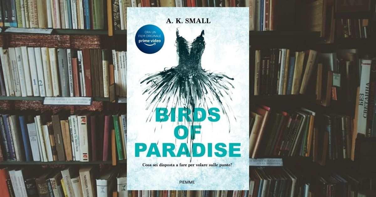 Birds of Paradise libro