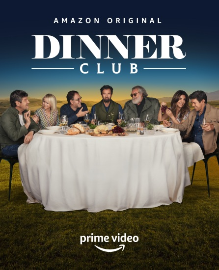 Dinner Club poster ufficiale