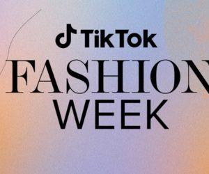 Fashion Week TikTok