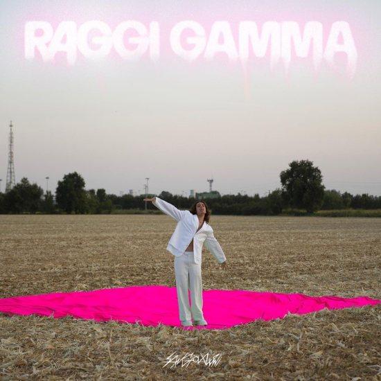 Raggi Gamma cover singolo