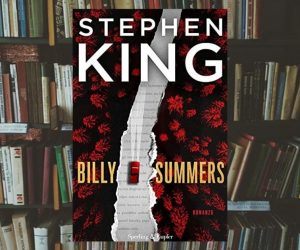 Stephen King Billy Summers