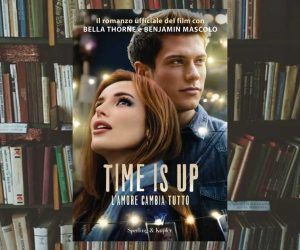 Time Is Up libro