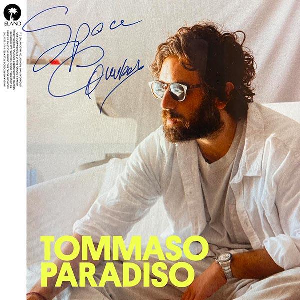 Space Cowboy Tommaso Paradiso cover album