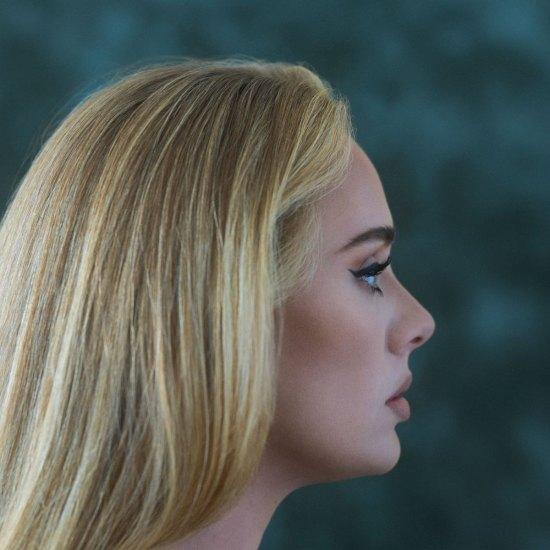 Cover album Adele foto di Simon Emmett