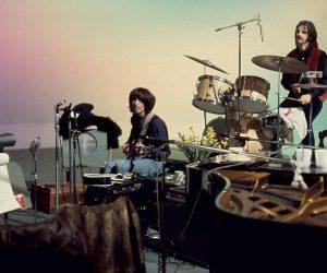 The Beatles Get Back Disney Plus