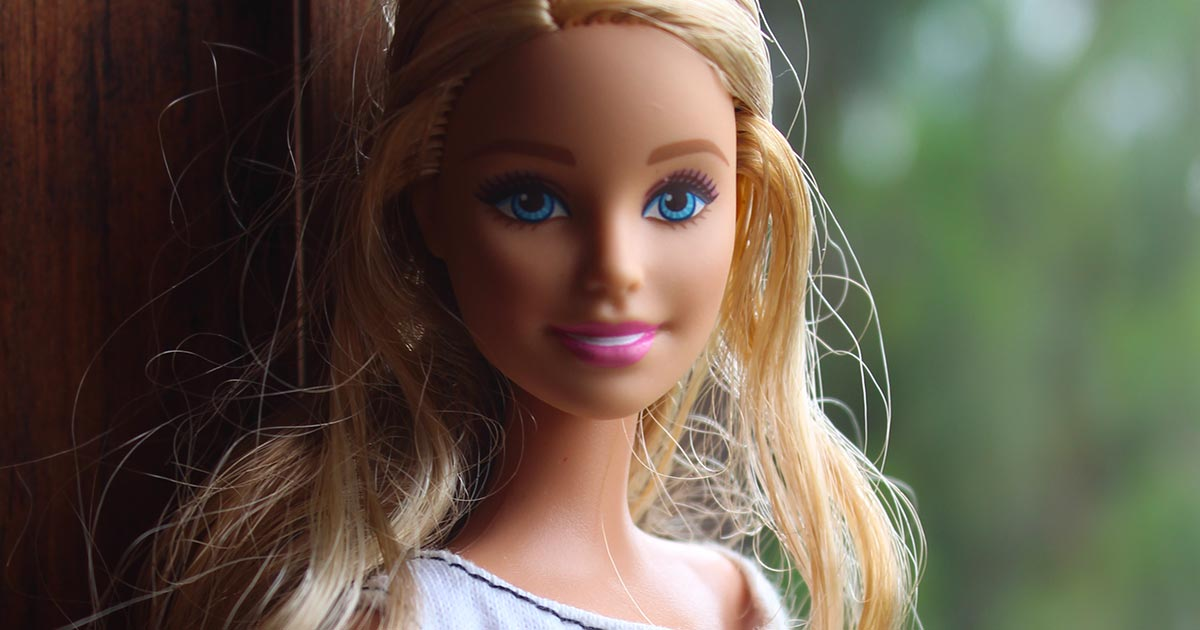 Barbie bambola Mattel