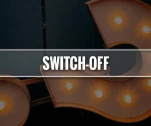 switch off significato